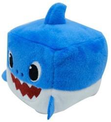 Smartplay Baby Shark zenélő kockaplüss Apa cápa (PFAC03303)