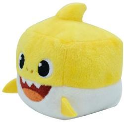 Smartplay Baby Shark zenélő kockaplüss Bébi cápa (PFAC03301)