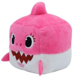 Smartplay Baby Shark zenélő kockaplüss Anya cápa (PFAC03302)