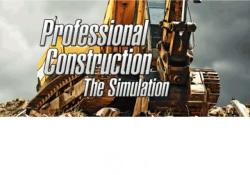 UIG Entertainment Professional Construction The Simulation (PC)