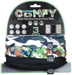Oxford Comfy Camo 3-Pack