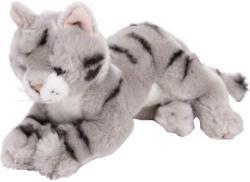 Szürke cica 25cm