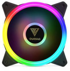 GAMDIAS Aeolus M2 1201 RGB LED 120mm (AEOLUS-M2-1201)