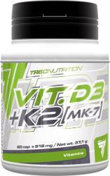 Trec Nutrition Vitamin D3+K2 (60 caps. )