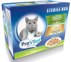 PreVital Steril Box 12 x 100 g