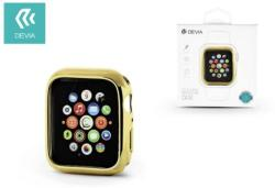 DEVIA Apple Watch 4 Protective Case Dazzle Gold-Plated Series 44mm