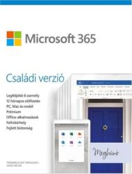 Microsoft 365 Family (6 User/1 Year) (6GQ-01156)