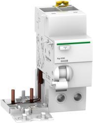 Schneider Vigi Ic60 - Bloc Suplimentar Protectie Diferentiala - 2P - 63A - 300Ma - Tip C. A (A9V44263)