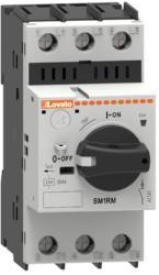 Lovato Intrerupator protectie motor, Putere de rupere 20KA AT 400V, 40A (SM1RM4000)