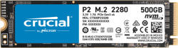 Crucial P2 500GB PCIe (CT500P2SSD8)