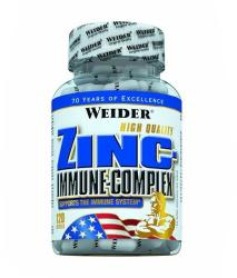 Weider Zinc Immune Complex 120 capsules