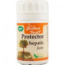 Paradisul Verde Protector Hepatic Forte 60cps Paradisul Verde
