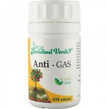Paradisul Verde Capsule Vegetale Anti-Gas 60cps Paradisul Verde