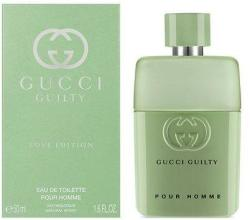 Gucci Guilty Love Edition pour Homme EDT 50ml