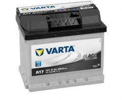 VARTA A17 Black Dynamic 41Ah EN 360A Jobb+ (541 400 036)