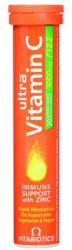 Vitabiotics Ultra Vitamina C Fizz 1000 mg, Vitabiotics, 20 cpr