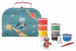 Egmont Toys Set de modelaj cu plastilina Astro Robot Egmont Toys
