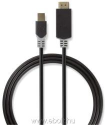 Nedis Mini DisplayPort/HDMI (CCBW37600AT20)