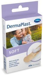 Hartmann Plasturi Dermaplast Soft, 2 marimi, 20 buc