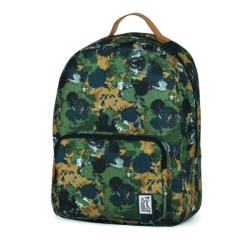 The Pack Society Rucsac clasic The Pack Society Green Camo (181CPR702.74)