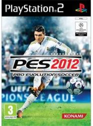 Konami PES 2012 Pro Evolution Soccer (PS2)