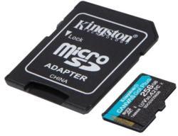 Kingston microSDXC Canvas Go Plus 256GB SDCG3/256GB