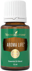 Young Living Ulei esential amestec Aroma Vietii (Aroma Life Essential Oil Blend) 15 ML