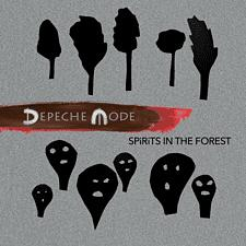 Columbia Depeche Mode - Spirits In The Forest (CD + Blu-ray)