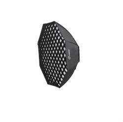 Visico Softbox Visico SB-035 octogonal octobox 95cm cu grid honeycomb montura Bowens