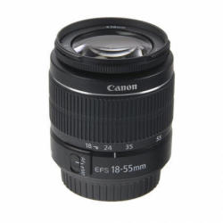 Canon EF-S 18-55mm f/3.5-5.6 (AC2042B005AA)