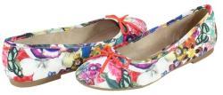 s.Oliver Balerini Dama - Multicolor, S. Oliver - 5-22103-24-FlowerMulti - Marimea 38