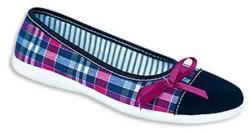 Zetpol Balerini Fete - Albastru, Pink, Multicolor, Zetpol - Z-ZYTA5909-28-Multicolor - Marimea 32