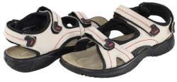 Marco Tozzi Sandale Piele Naturala - Alb, Marco Tozzi - 2-48400-24-OffWhite - Marimea 33
