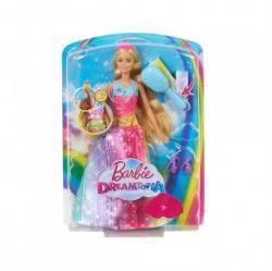 Mattel Barbie Printesa Dreamtopia FRB12