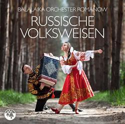 Balalaika Orchester Roman Russische Volksweisen