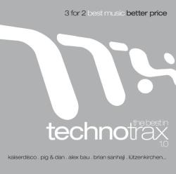 V/A The Best In Techno Trax
