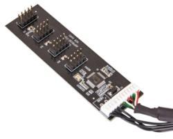 Kolink Hub USB intern Kolink, cablu 60 cm, alimentare Molex