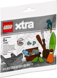 LEGO Xtra - Tengeri kiegészítő (40341)