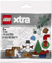 LEGO Xtra - Karácsonyi kiegészítő szett (40368)