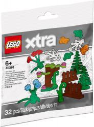 LEGO Xtra - Botanikai kiegészítők (40376)