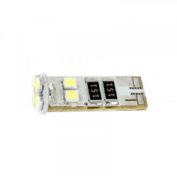 Carguard Bec LED T10 pozitie auto CAN-BUS SMD 12V 3W 54lm Carguard 1buc (CLD305)