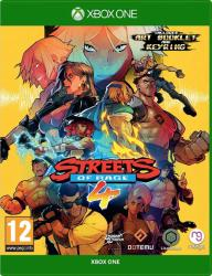 Merge Games Streets of Rage 4 (Xbox One)