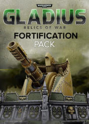 Slitherine Warhammer 40,000 Gladius Relics of War Fortification Pack (PC)