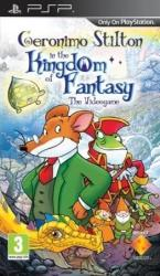 Sony Geronimo Stilton in the Kingdom of Fantasy The Videogame (PSP)