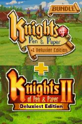 Paradox Interactive Knights of Pen & Paper I+II Collection (PC)