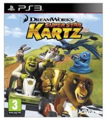 Activision Dreamworks Superstar Kartz (PS3)