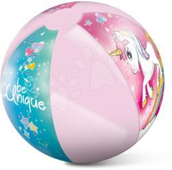 Mondo Minge gonflabilă de ștrand Unicorn Beach Ball Mondo 50 cm de la 24 de luni (MON16779)
