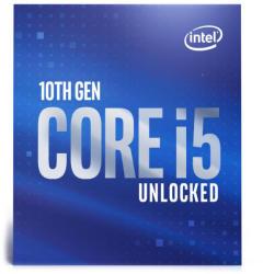 Intel Core i5-10600K 6-Core 4,1GHz LGA1200