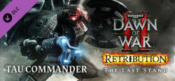 SEGA Warhammer 40,000 Dawn of War II Retribution The Last Stand Tau Commander (PC)