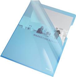 Esselte Mapa de protectie Esselte, A4, cristal, 150 mic, albastru set de 25 buc (SL000168)